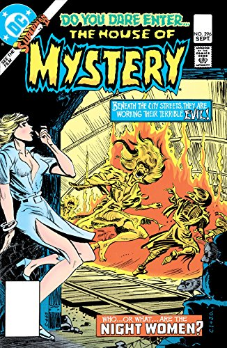 House of Mystery (1951-1983) #296
