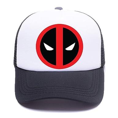 DP Logo O2B5C6 Trucker Hat Baseball Caps Gorras de béisbol for Men Women Boy Girl Black: Amazon.es: Ropa y accesorios