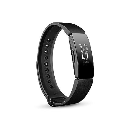 Fitbit Inspire, Pulsera de salud y actividad física Negro