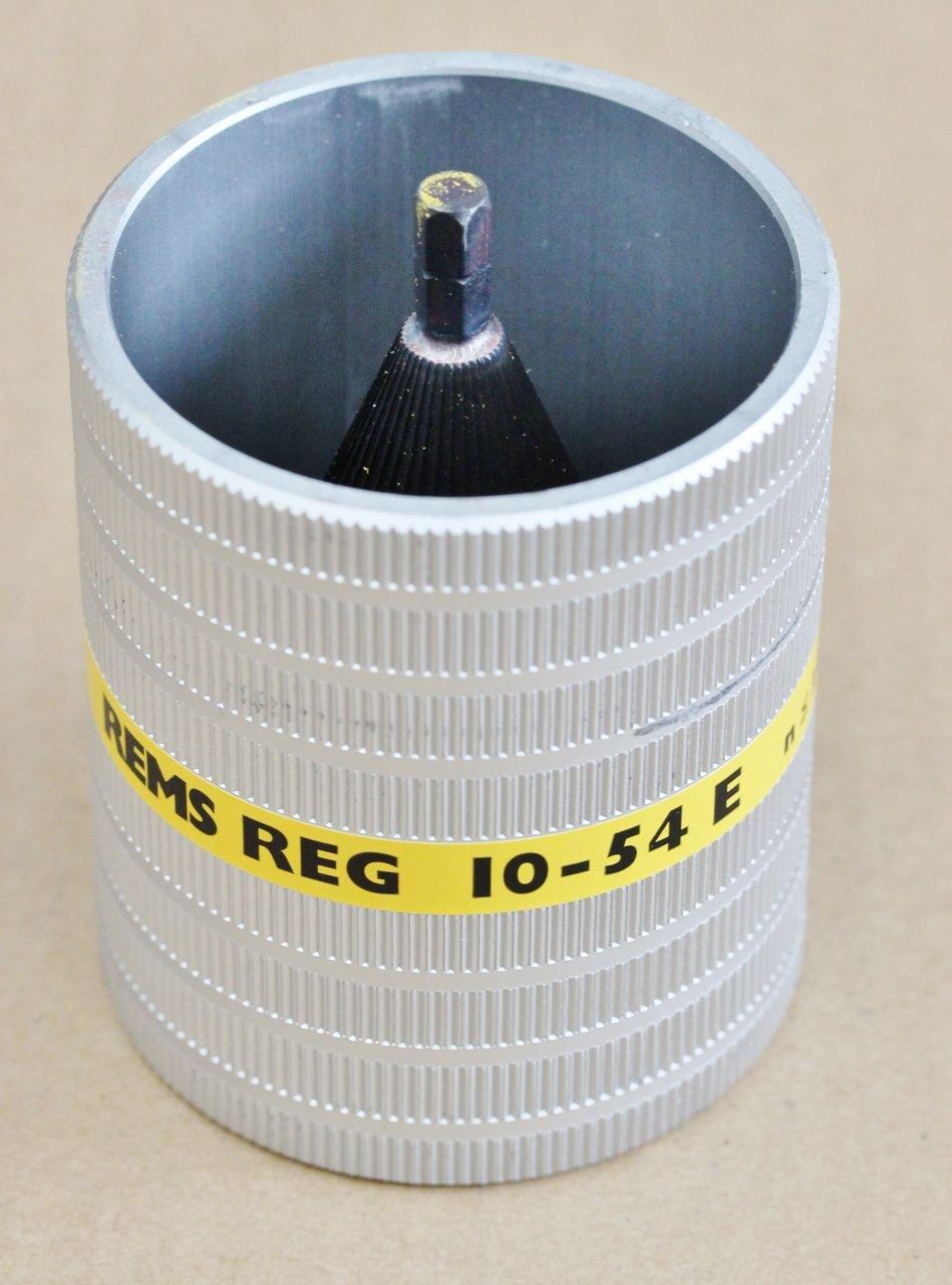 Rems REG 10-54 E 113835 Pipe Deburrer