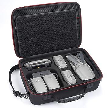 Estuche de almacenamiento duro para DJI Mavic 2 Zoom / Pro Drone ...