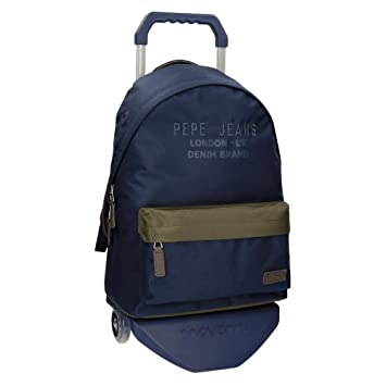Pepe Jeans Sac à dos avec chariot Alber C01vNCH