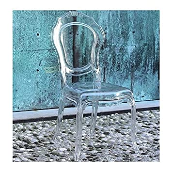 XviCuisineamp; Maison 2 Louis Transparent Chaise yvY76Ifgbm
