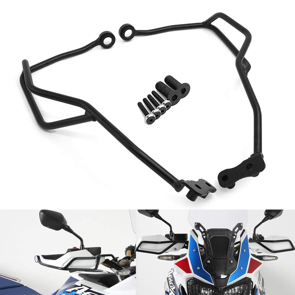 Motoparty CRF1000L Hand Guards Handguard Protector Bars For Honda CRF1000L Africa Twin 2016 2017 2018 CRF Handle Bars Crash Protector