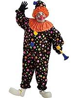 Rubie's Costume Co. Men's Plus Size Clown Costume