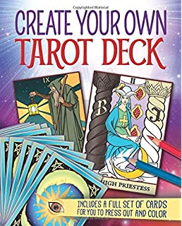 photograph about Printable Tarot Cards to Color titled The Tarot Coloring Guide: Theresa Reed, Mary Greer