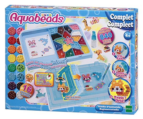 - Aquabeads - 31199 - Beginner's Studio.