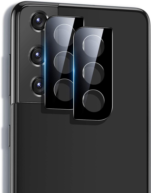 Protector lentes de cámara Samsung Galaxy S21 Plus pack 2
