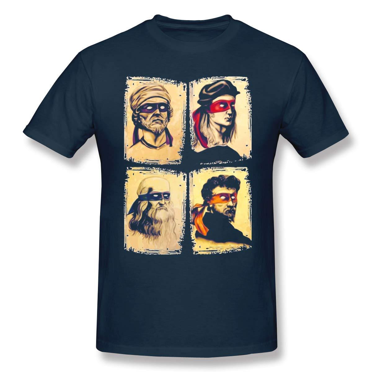 As Real Masters Science Printed Design Fashion Short Sleeve Shirts