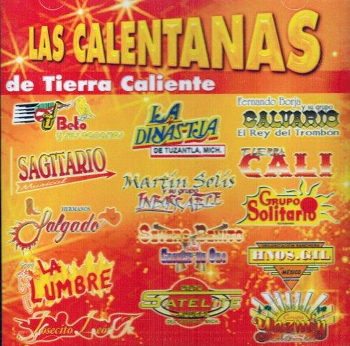 Las Calentanas (De Tierra Caliente) Mms-2000 by Morena Music
