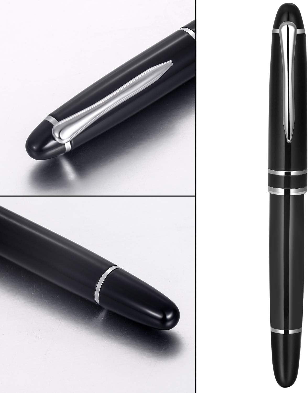 Jinhao Rollerball Mine Schwarz ersatz Tinte Ersatztinte