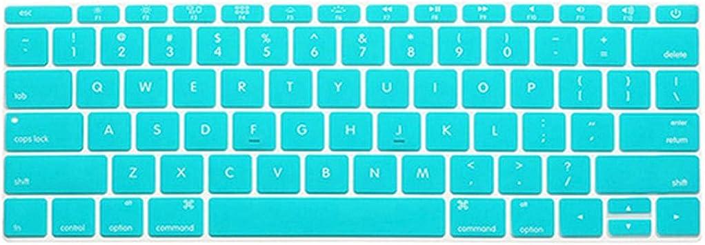 Funda blanda con teclado para MacBook Air Pro 13/15/17 ...