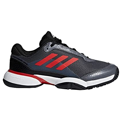 ADIDAS BARRICADE CLUB XJ 2 JUNIOR ESCARLATA NEGRO CP9359 ...