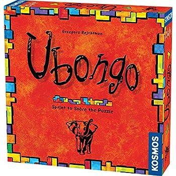 Ubongo - Sprint to Solve the Puzzle