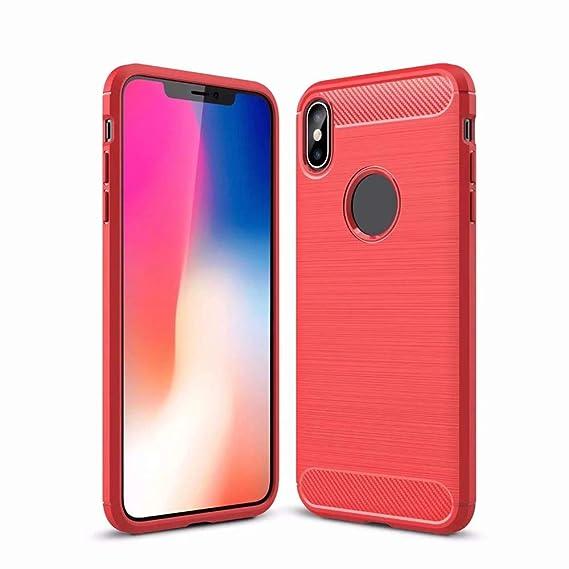 hot sale online 86438 6876a Amazon.com: for iPhone Xs MAX 6.5Inch Onefa Flexible TPU Bumper Gel ...