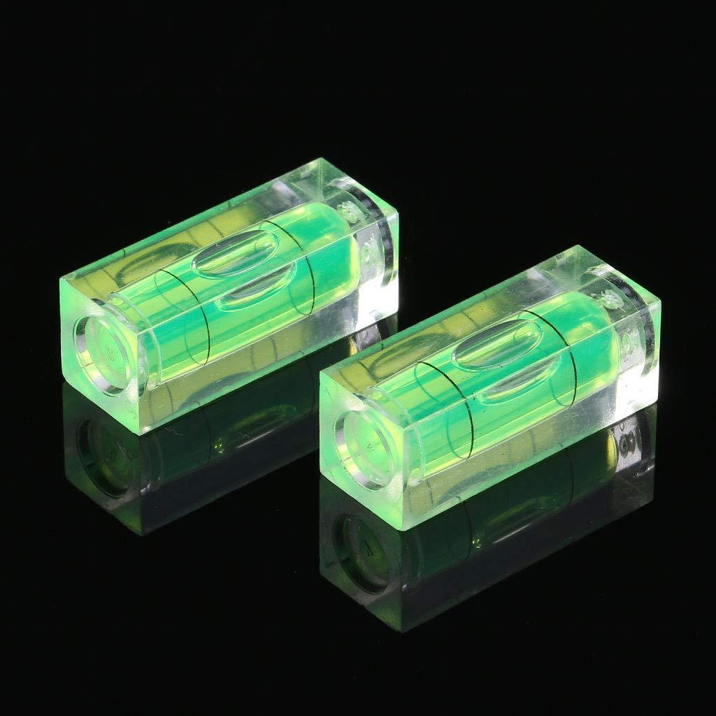 WEISHAZI - 2 unidades de nivelador de tocadiscos LP de vinilo ...