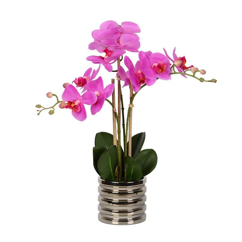 Vickerman FN180201 Purple Orchid Everyday Floral