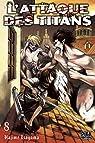L'Attaque des Titans, tome 8 par Isayama