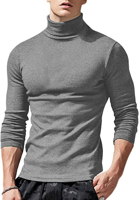 Knitted Turtle Neck Ladies Sweaters Comfortable Slim Thin Cotton Casual Pullover