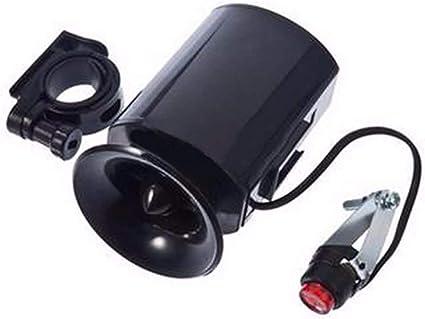 New Bike Klaxon Bicycle Waterproof Sound Electric Horn Bell Speaker Alarm Siren