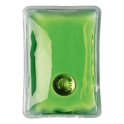 Pack de 4 Bolsas de Gel para Calentar Las Manos de Gel, instantáneas, Reutilizables, de eBuyGB