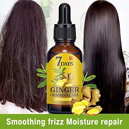 Hair Growth Oil Serum Liquid Hair Loss Treatment for Men Women Thicken Healthier Stronger Longer Hair,Stimulate Hair Follicles to Stop Hair Loss and Regrow Hair, All Hair Type