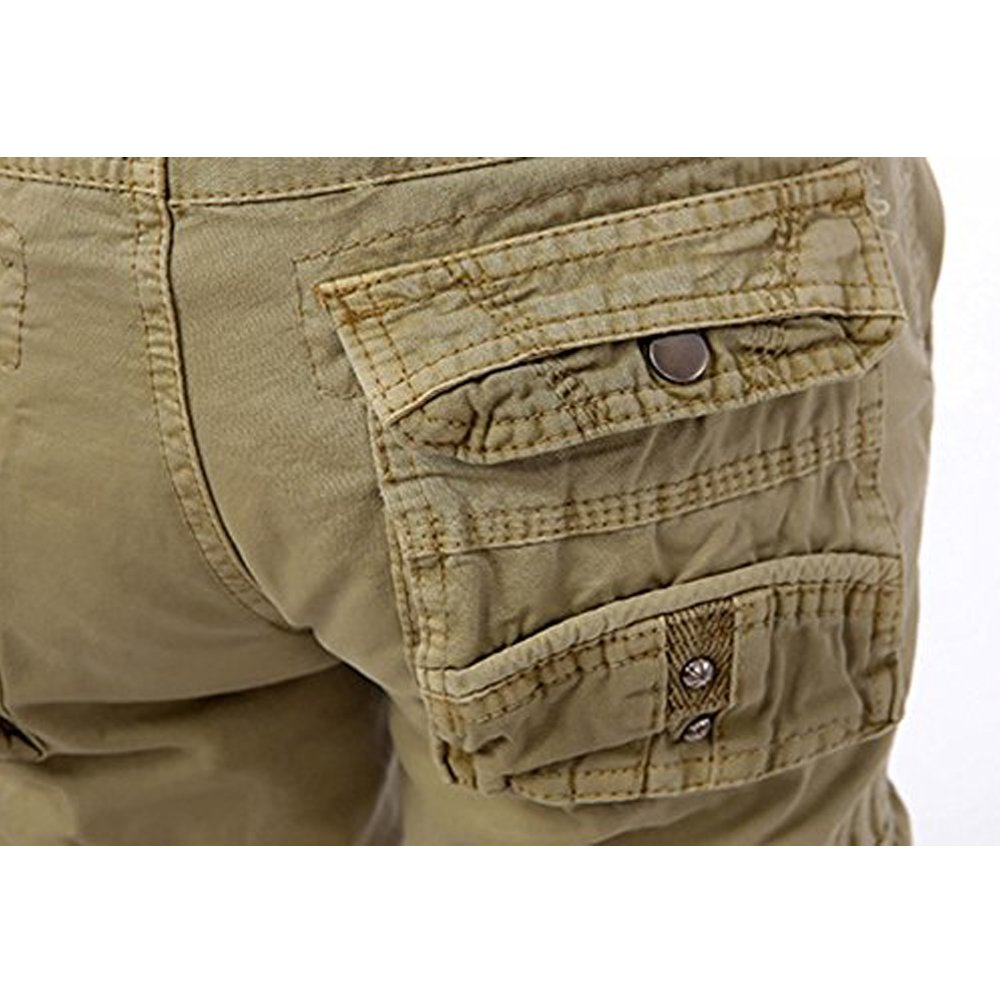 Gooket Womens Anytime Outdoor Quick Dry Cargo Pants Stretch Convertible Hiking Pants Trousers