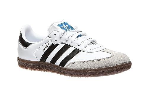 395c271969 adidas Samba Og, Scarpe da Ginnastica Basse Unisex - Adulto: Amazon ...