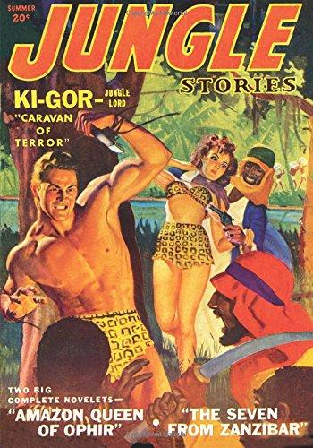 Download Jungle Stories - Summer/43: Adventure House Presents: pdf