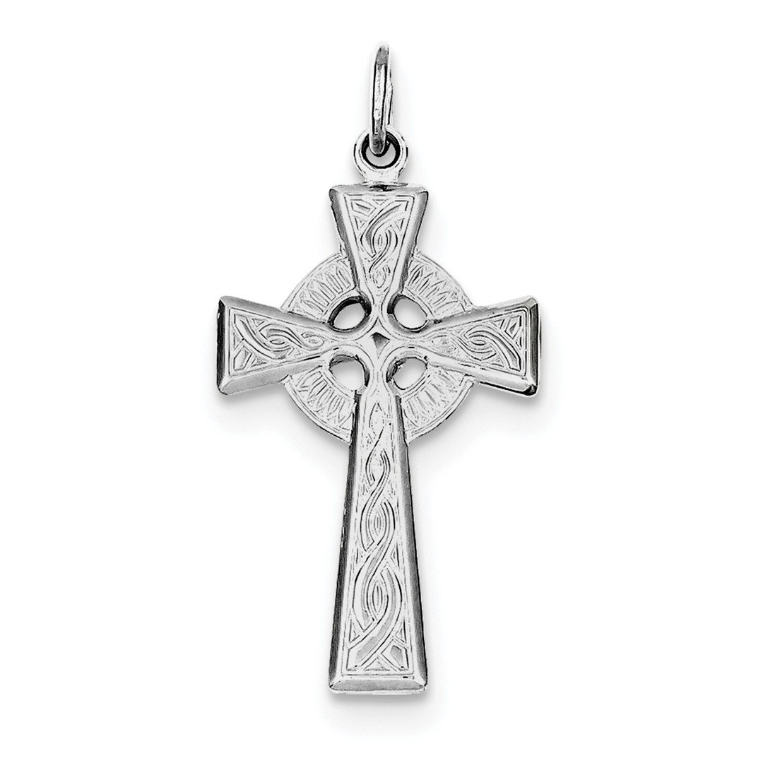 ICE CARATS 925 Sterling Silver Irish Claddagh Celtic Knot Cross Religious Pendant Charm Necklace Iona Fine Jewelry Ideal Gifts For Women Gift Set From Heart IceCarats 1464864995285791462