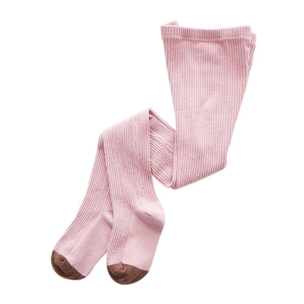 ESHOO Baby Toddler Girls Children Knit Cotton Tights Stocking Leggings Pants 1-12 Years
