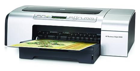 HP Business Inkjet 2800DTN impresora de inyección de tinta ...