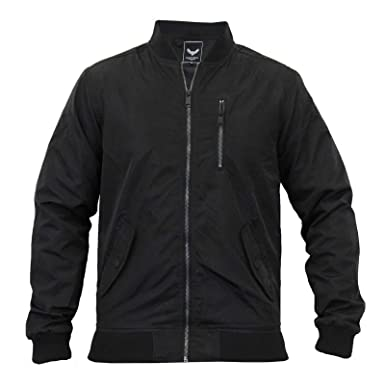 Brave Soul Para hombre apos;Downing chaqueta impermeable ...
