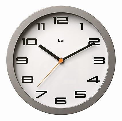 Amazon.com  BAI Designer Wall Clock a2fdf0fed2
