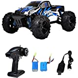 RC Car, Distianert 9300 Electric RC Car Offroad Remote Control Car RC Monster Truck RTR 1:18 Scale 2.4Ghz 4WD High Speed 30MPH with 2 Rechargeable Batteries