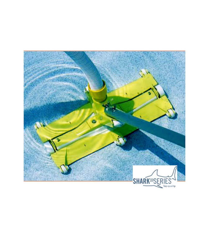14899 aspiration-mud pvc fairlocks with wheels and hub dimensions cm 45 x cm 22 ASTRALPOOL