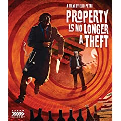Property is No Longer a Theft arrives on Blu-ray and DVD Combo Pack March 21 from MVD Entertainment