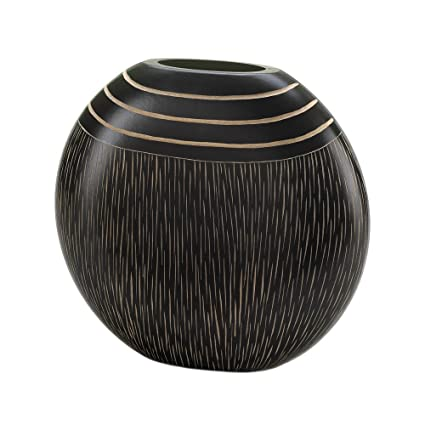 Amazon Black Vase Large Flower Vase Decorative Vases For