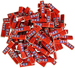 product image for Pez Candy Single Flavor 2 Lb Bulk Bag (Strawberry) Red Candy