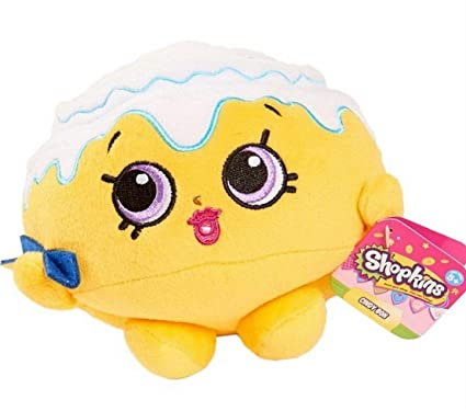 Shopkins Melonie Pips 3 inch Clip On Plush Toy