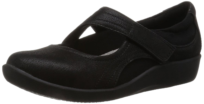 Clarks Bella Sillian Womens Casual Zapatos 37 EU Black