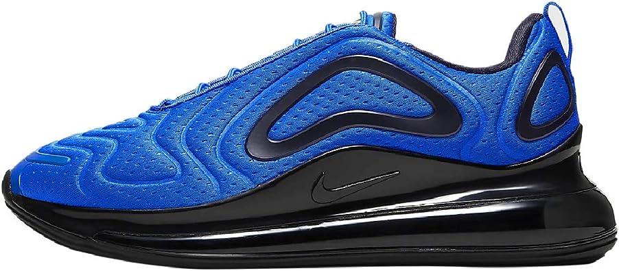 air max 720 negro y azul