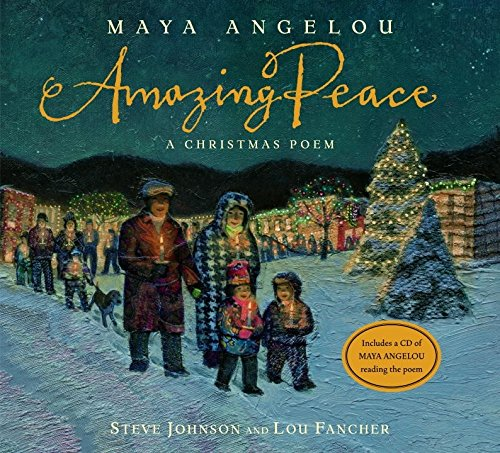 Amazing Peace: A Christmas - Poems Christmas