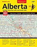 Alberta Road Atlas: Range & Township Roads