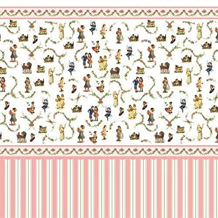 image relating to Dolls House Wallpaper Free Printable identified as : The Dolls Household Emporium Victorian Nursery