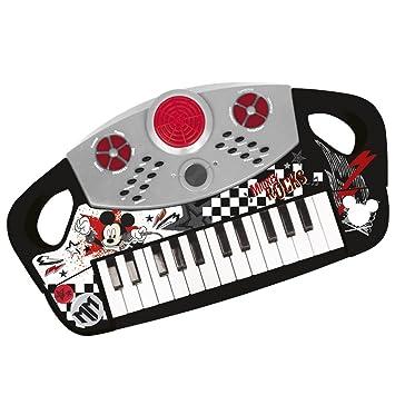 Mickey Mouse - Órgano electrónico, 25 teclas (Claudio Reig 5367.0): Amazon.es: Juguetes y juegos