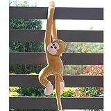 Baby toy, Kolylong Cute Screech Monkey Plush Toy Doll Doll Kids nice Gift (F)