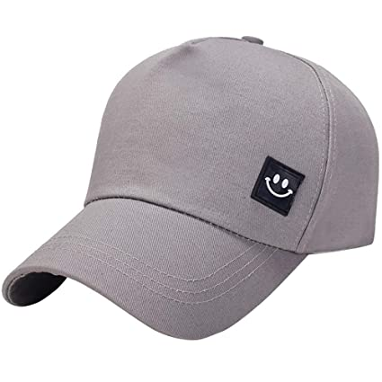 55f94ca923b1d Image Unavailable. Image not available for. Color  SPE969 Unisex Men Women  Smile Baseball Cap ...
