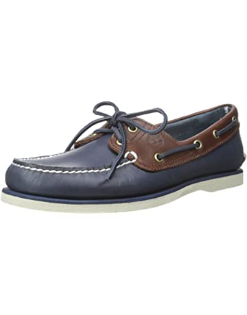 Timberland Newport Chaussures Bateau En Toile Homme Gris
