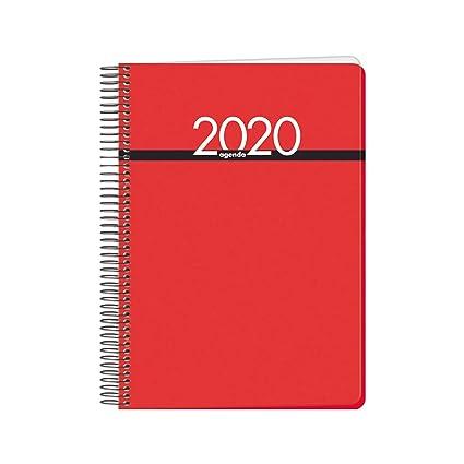 Dohe Metrópoli - Agenda, color rojo